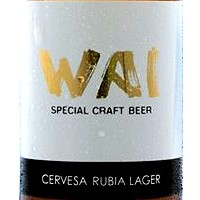 Wai Rubia Lager