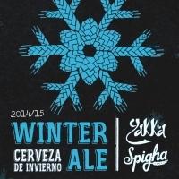 Spigha / Yakke Winter Ale 2014 / 2015