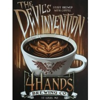 4 Hands The Devil's Invention