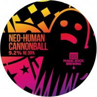 Magic Rock Neo-Human Cannonball
