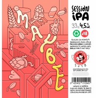 La Verbena Maybe Session IPA