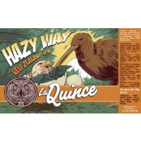 La Quince Hazy Way New Zealand IPA