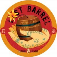 La Pirata Lost Barrel