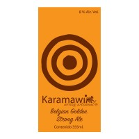 Karamawi Belgian Golden Strong Ale