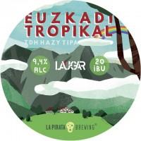 La Pirata / Laugar Euzkadi Tropikal