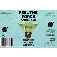 Another Planet Jedi Force Amber