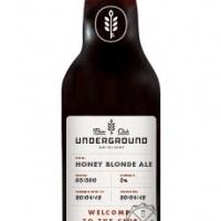 UBC Honey Blonde Ale