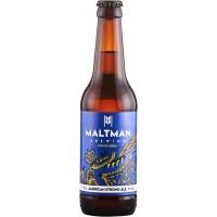 Maltman American Strong Ale