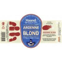 HaandBryggeriet Ardenne Blond