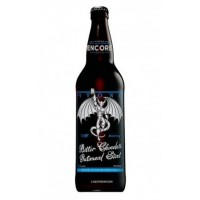 Stone 20th Anniversary Encore Series: 12th Anniversary Bitter Chocolate Oatmeal Stout