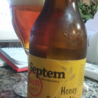 Septem Sunday's Golden Honey Ale