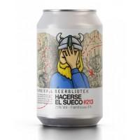 Beerbliotek / Naparbier Hacerse el Sueco