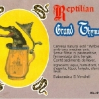 Reptilian Grand Thymus