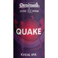 Península / Edge Brewing Quake
