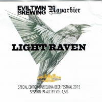 Naparbier / Evil Twin Light Raven