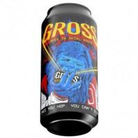 Gross Beer In Metal Rocks