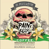In Peccatum Pain Killer Coffee Blend & Madagascar Bourbon Vanilla