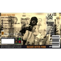 Laugar / 15.000 Hops Basque Bitter Punk