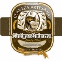 Antigua Quimera Barley Wine