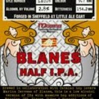 Blanes Half IPA