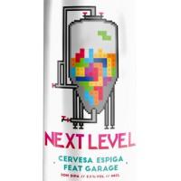 Espiga / Garage Beer Co Next Level