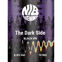 NIB Brewing The Dark Side