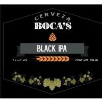 Bocas Black IPA