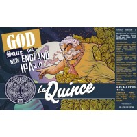 La Quince God Save the New England IPA 2.0