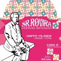 Sr Rovira Hoppy Pilsner