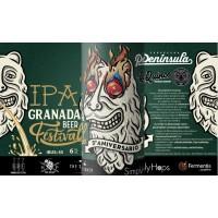 Península / La Quince IPA Granada Beer Festival