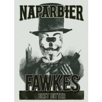 Naparbier Guy Fawkes