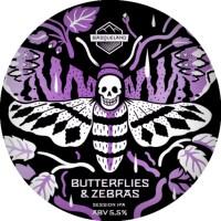 Basqueland Butterflies & Zebras