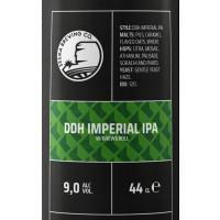 Sesma / Brew & Roll DDH Imperial IPA