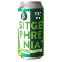 La Sitgetana / Wylie Brewery Sitgephrenia DDDH NEPA