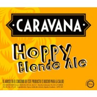 Radical OH Caravana Hoppy Blonde Ale