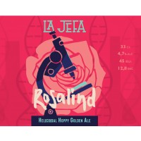 La Jefa Rosalind