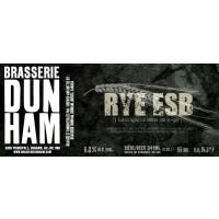 Dunham Rye ESB