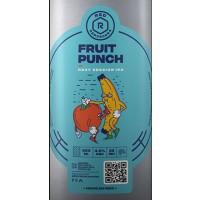 Red Cervecera Fruit Punch