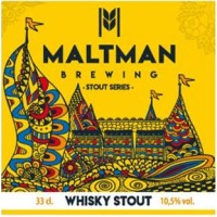 Maltman Whisky Stout