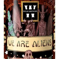 Wylie Brewery We Are Aliens