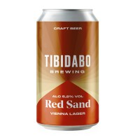 Tibidabo Brewing Red Sand