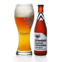 Söhnfeld Deutsch Hefeweizen