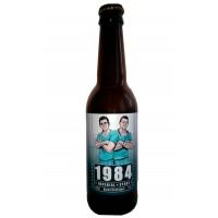 Nurse 1984 Imperial Stout