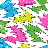 Soma Eating Crayons