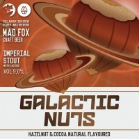 Mad Brewing / Guineu Galactic Nuts