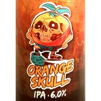Guineu Orange Skull