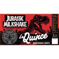 La Quince Jurassic Milkshake