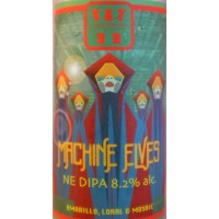 Wylie Brewery Machine Elves