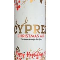 Cyprez Christmas Ale