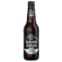 Estrella Galicia 0,0 Negra